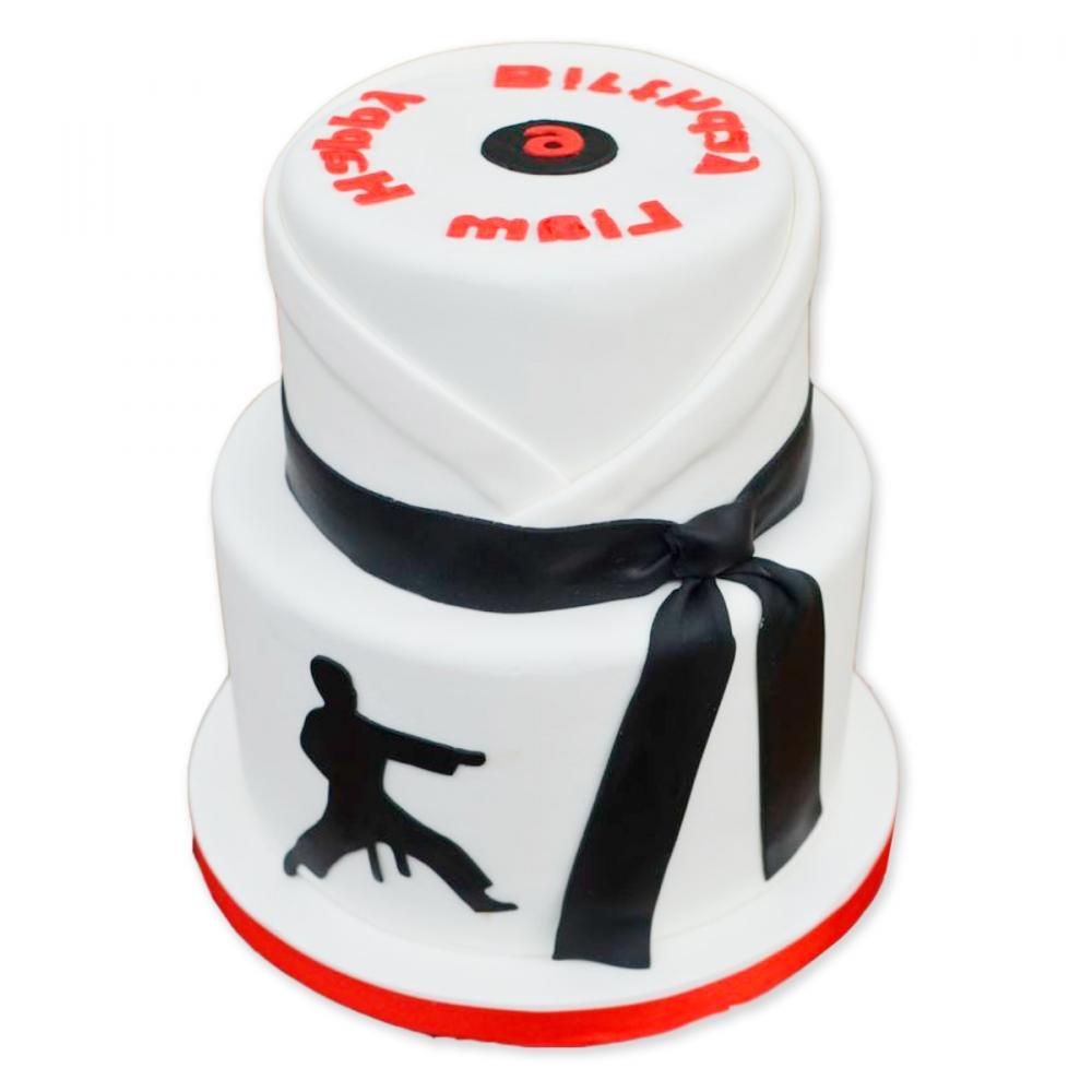 защите торт с рисунком каратэ специальности бухгалтерский учёт