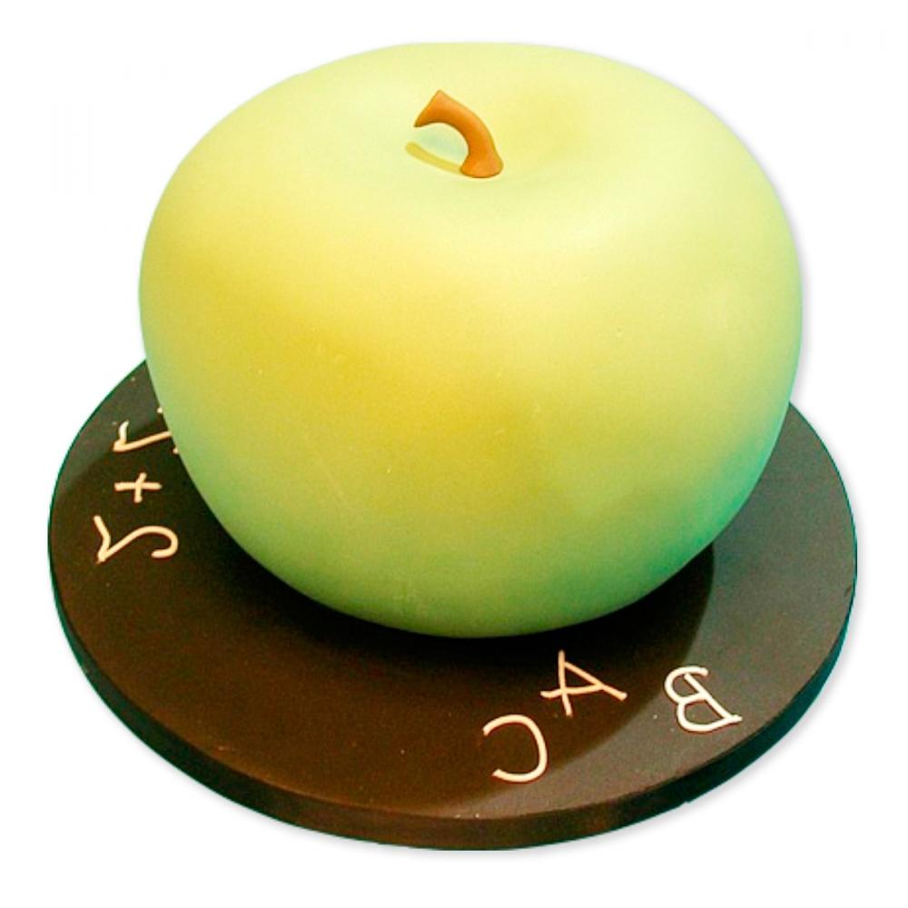 торт яблоко картинки того