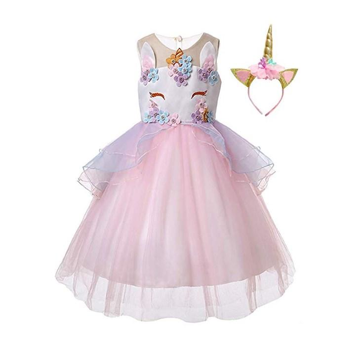 Платье единорога